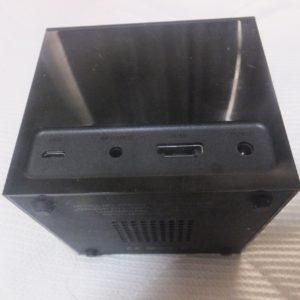 fire tv cube 4k 背面