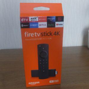 アマゾン プライム テレビ fire tv stick 4k