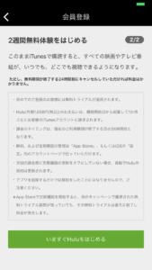 hulu 新規登録